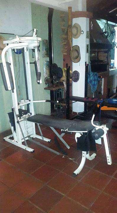 Multifuncion Gym athetic 2001